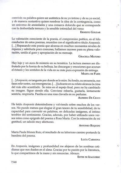 POESIA ARGENTINA CONTEMPORANEA 9