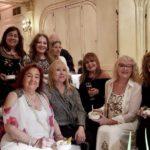 Marta Salvador, Natacha Mell, María Paula Mones Ruiz, Marta de Paris, Darcy Tortonese, Graciela Bucci Marilis Luna Davila, Teresa Palazzo Conti, Gladys Abilar, María Cristina Bercaitz