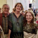 Susana Quiroga y esposo, Cristina Piña, Maria Paula Mones Ruiz, Marta de Paris