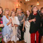 Marta Salvador, Lidia Vinciguerra, Marta de Paris, Graciela Bucci, Maria Paula Mones Ruiz, Bibi Albert, Graciela Licciardi.
